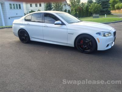 2015 BMW 5 Series lease in New York,NY - Swapalease.com