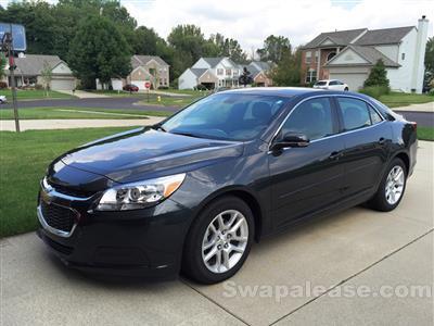 2014 Chevrolet Malibu lease in Grand Rapids,MI - Swapalease.com