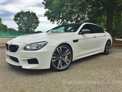 2014 BMW M6 lease in Oakridge,NJ - Swapalease.com