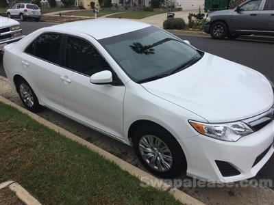 2013 Toyota Camry lease in Oceanside,CA - Swapalease.com