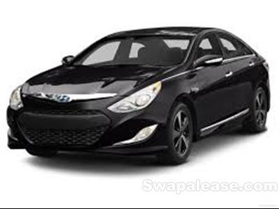 2013 Hyundai Sonata Hybrid lease in Burnsville,MN - Swapalease.com