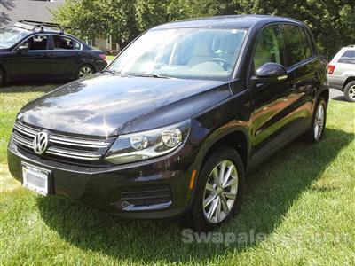 2014 Volkswagen Tiguan lease in Reston,VA - Swapalease.com
