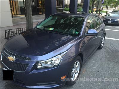 2014 Chevrolet Cruze lease in Arlington,VA - Swapalease.com
