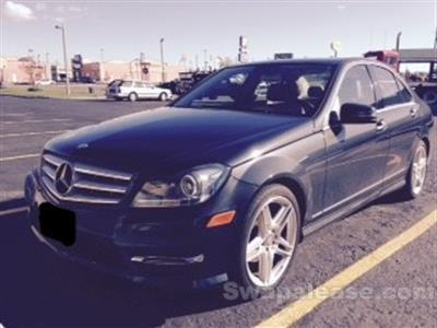 2013 Mercedes-Benz C-Class lease in Ketchum,ID - Swapalease.com