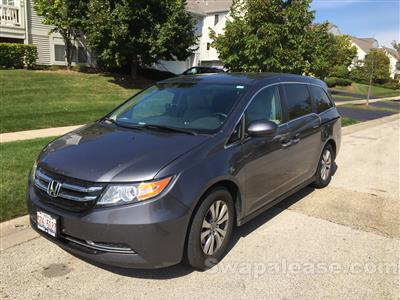 2014 Honda Odyssey lease in round lake,IL - Swapalease.com