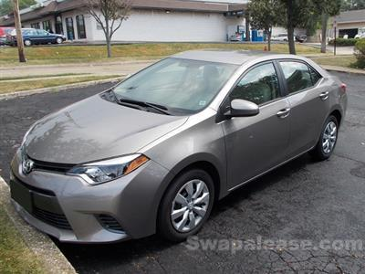 2015 Toyota Corolla lease in Cleveland,OH - Swapalease.com