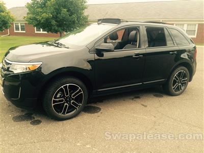 2014 Ford Edge lease in Garden City,MI - Swapalease.com