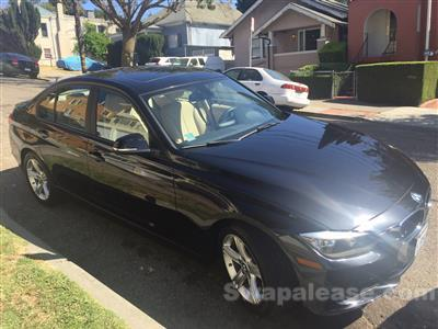 2014 BMW 3 Series lease in San Fransisco,CA - Swapalease.com