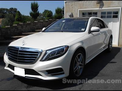 2015 Mercedes-Benz S-Class lease in Eatontown,NJ - Swapalease.com