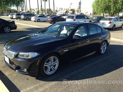 2014 BMW 5 Series lease in Chatsworth,CA - Swapalease.com