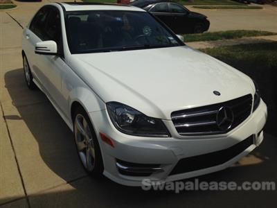 2014 Mercedes-Benz C-Class lease in Fort Wordh,TX - Swapalease.com