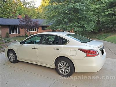 2015 Nissan Altima lease in Walton Hills,OH - Swapalease.com