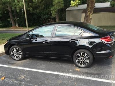 2015 Honda Civic lease in portsmouth,VA - Swapalease.com