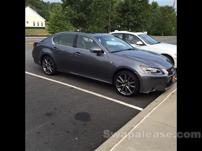 2014 Lexus GS 350 F Sport lease in New city,NY - Swapalease.com