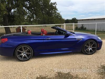 2014 BMW M6 lease in Waco,TX - Swapalease.com