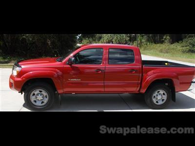 2015 Toyota Tacoma lease in North Port,FL - Swapalease.com