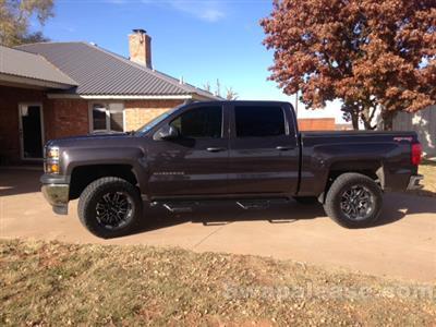 2015 Chevrolet Silverado 1500 lease in Ropesville,TX - Swapalease.com