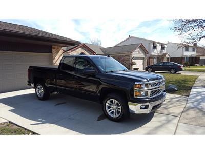2015 Chevrolet Silverado 1500 lease in Katy,TX - Swapalease.com