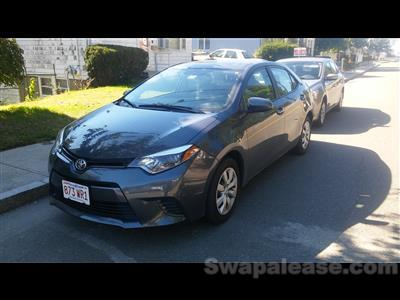 2015 Toyota Corolla lease in revere,MA - Swapalease.com
