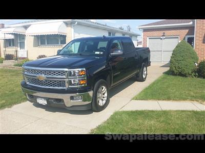 2015 Chevrolet Silverado 1500 lease in Chektowaga,NY - Swapalease.com