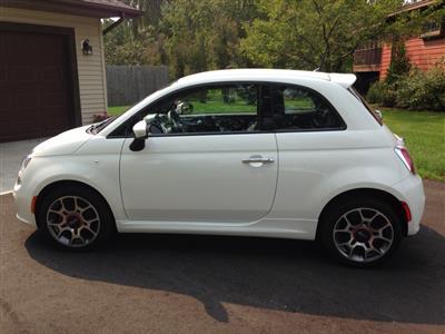 2015 Fiat 500 lease in Minneapolis,MN - Swapalease.com