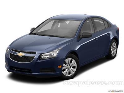 2014 Chevrolet Cruze lease in Sunnyvalle,CA - Swapalease.com