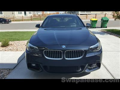 2014 BMW 5 Series lease in Centennial ,CO - Swapalease.com