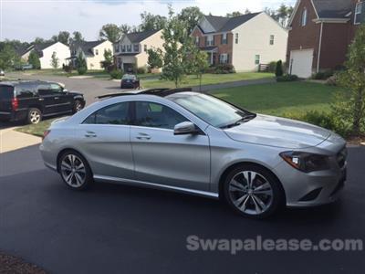2014 Mercedes-Benz CLA-Class lease in Aldie,VA - Swapalease.com