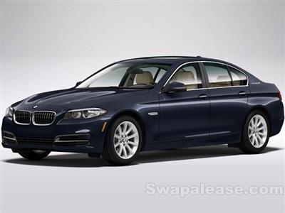 2014 BMW 5 Series lease in Philadelphia,PA - Swapalease.com