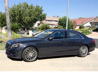 2015 Mercedes-Benz S-Class lease in Chatsworth,CA - Swapalease.com
