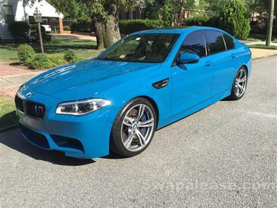2014 BMW M5 lease in Suffolk,VA - Swapalease.com