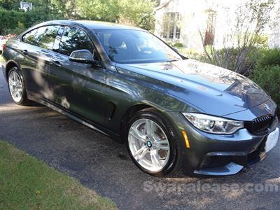 2015 BMW 4 Series lease in Chicago,IL - Swapalease.com