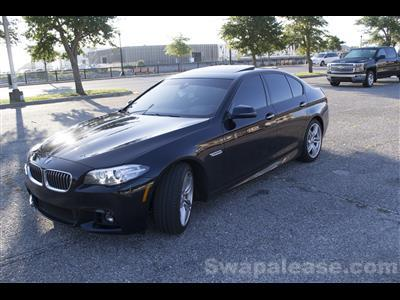 2015 BMW 5 Series lease in Pensacola,FL - Swapalease.com