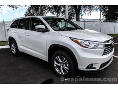 2015 Toyota Highlander lease in Rockledge,FL - Swapalease.com
