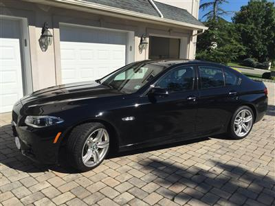 2015 BMW 5 Series lease in Mahwah,NJ - Swapalease.com