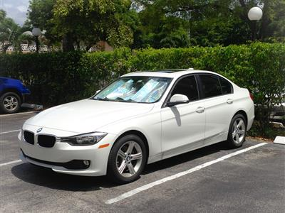 2014 BMW 3 Series lease in Fort Lauderdale,FL - Swapalease.com