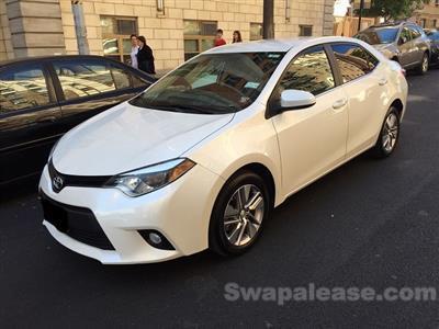 2014 Toyota Corolla lease in Bronx,NY - Swapalease.com
