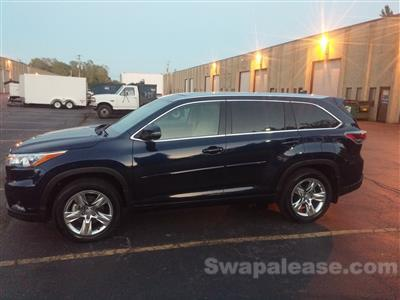 2015 Toyota Highlander lease in Cestwood,IL - Swapalease.com