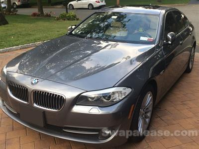2013 BMW 5 Series lease in Staten Island,NY - Swapalease.com