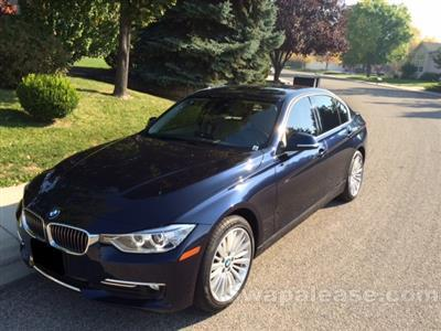 2014 BMW 3 Series lease in Eagle,ID - Swapalease.com