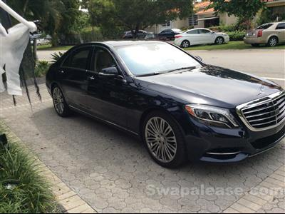 2015 Mercedes-Benz S-Class lease in Surfside,FL - Swapalease.com
