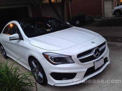 2014 Mercedes-Benz CLA-Class lease in Alexandria,VA - Swapalease.com