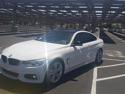 2014 BMW 4 Series lease in Bakersfield,CA - Swapalease.com