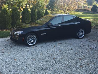 2015 BMW 7 Series lease in Oswego,IL - Swapalease.com