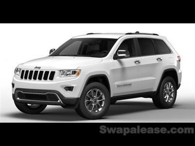 2014 Jeep Grand Cherokee lease in San Francisco,CA - Swapalease.com