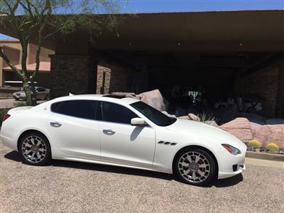 2015 Maserati Quattroporte lease in Palm Springs,CA - Swapalease.com