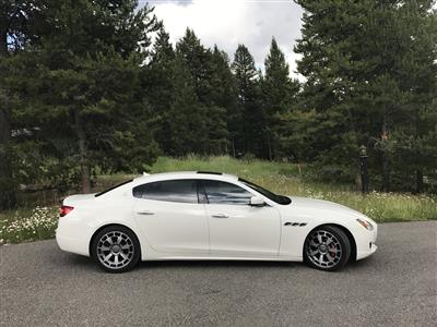 2015 Maserati Quattroporte lease in Big Sky,MT - Swapalease.com
