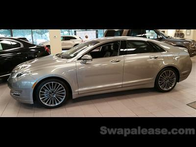 2015 Lincoln MKZ Hybrid lease in Wallingford,CT - Swapalease.com