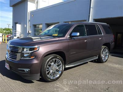 2015 Chevrolet Tahoe lease in Minneapolis,MN - Swapalease.com