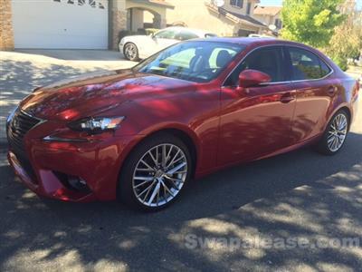 2015 Lexus IS 250 lease in Castaic,CA - Swapalease.com